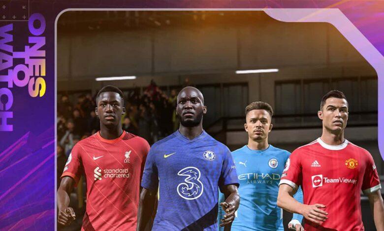 FIFA 22: Desarrolla cuatro nuevas tarjetas OTW Premier League