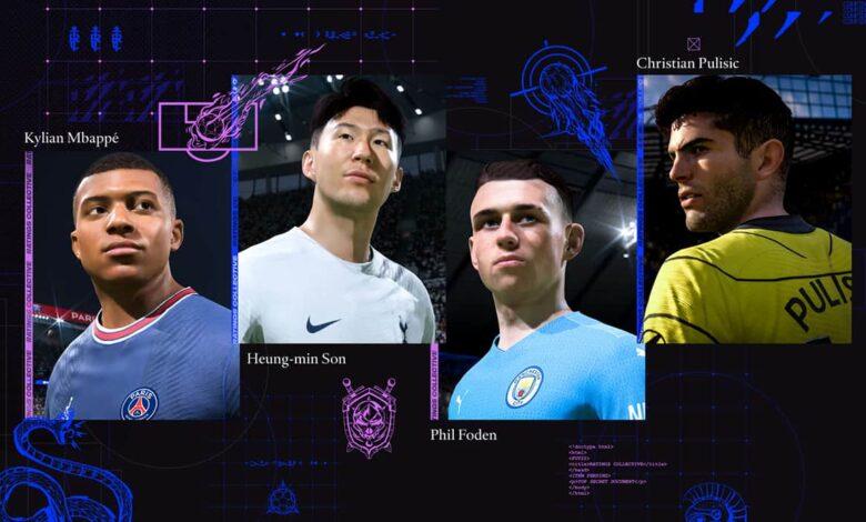 FIFA 22: dio a conocer la lista de los veintidós jugadores más fuertes - Ratings Collective