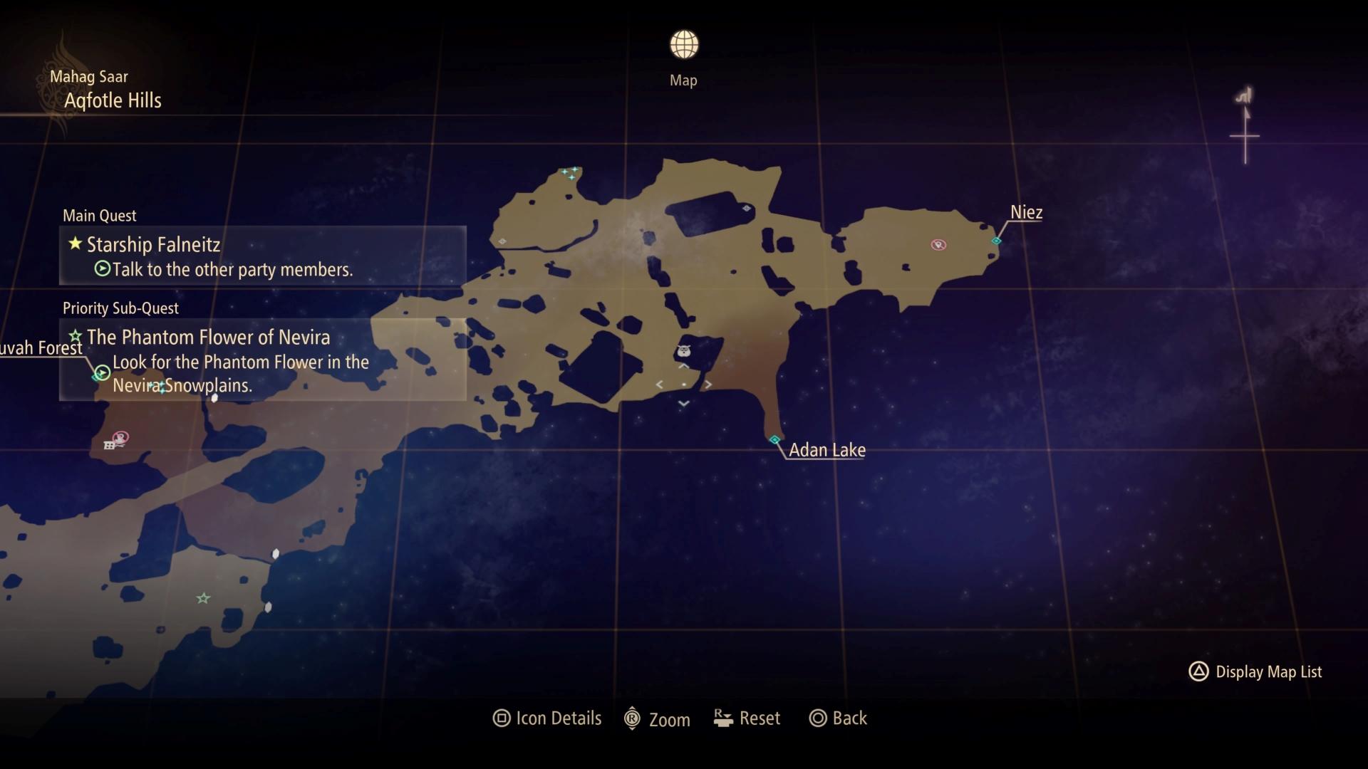 tales of arise dahnan owls mahag saar