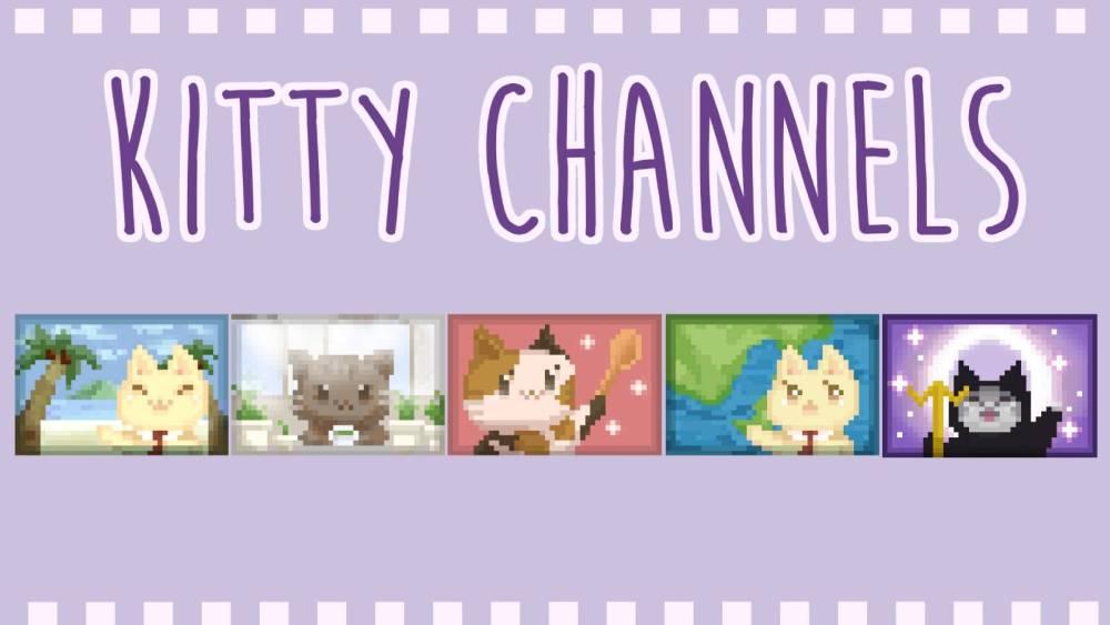 canales de gatito