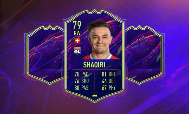 FIFA 22: SBC Xherdan Shaqiri OTW - Estos son los requisitos y las soluciones