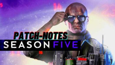 CoD Warzone: nueva actualización para mediados de la temporada 5 hoy nerfts el arma más popular - notas del parche