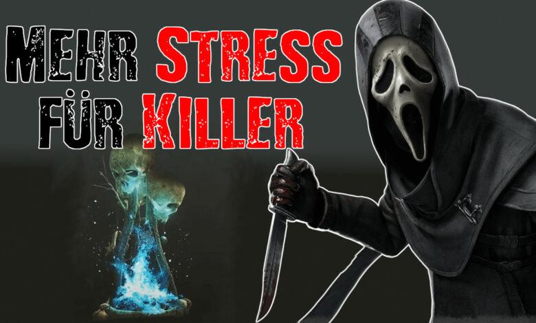 Dead by Daylight se vuelve aún más estresante para los asesinos, y eso es malo