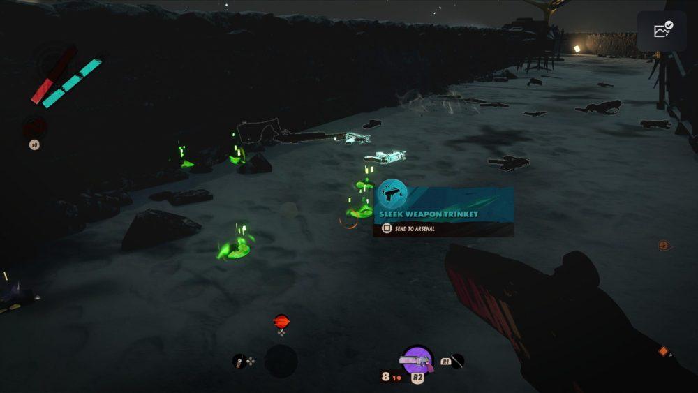 Cómo actualizar armas en Deathloop