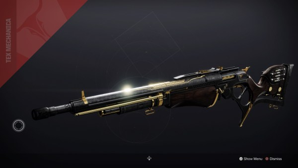 mejores rifles scout 2021 destiny 2
