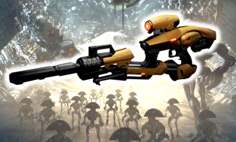 Destiny 2: Vex Mythoclast era inútil al principio y ahora es la mejor arma del juego