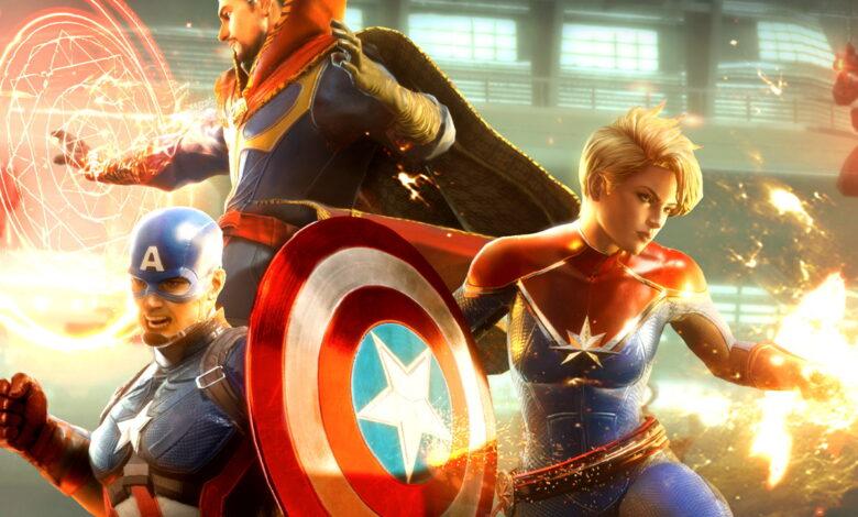 El nuevo RPG de acción Marvel Future Revolution se siente como la próxima película de Marvel