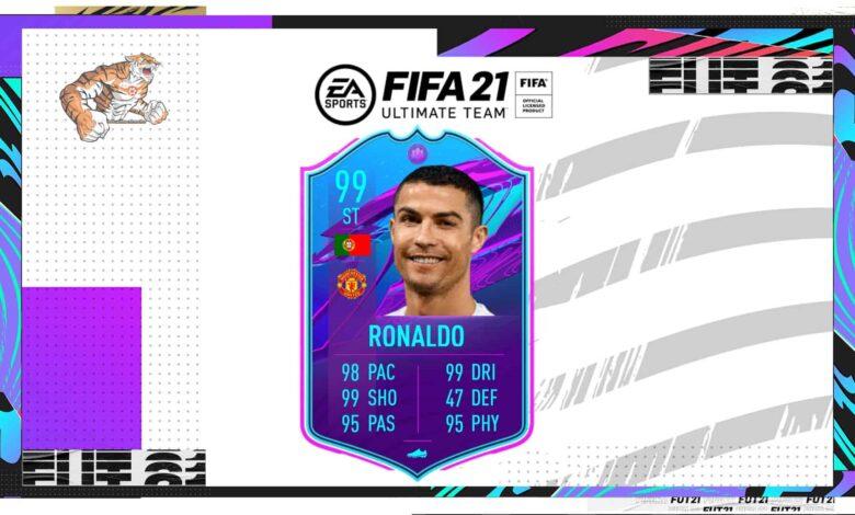 FIFA 21: Se anuncia el fin de una era de Cristiano Ronaldo SBC
