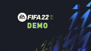 FIFA 22: ¿EA Sports no lanzará una demo jugable?