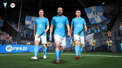 FIFA 22: Anunciada la asociación con Malmo