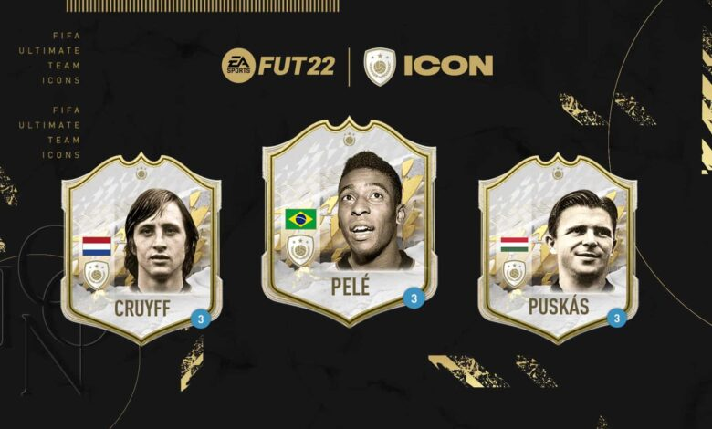 FIFA 22: Cómo obtener un ícono de préstamo para el modo FUT
