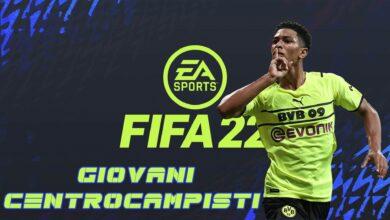 FIFA 22: Los mejores centrocampistas jóvenes en el modo carrera de entrenador