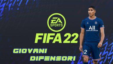 FIFA 22: Los mejores defensores jóvenes en el modo carrera de mánager