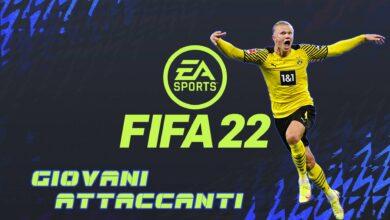 FIFA 22: Los mejores delanteros jóvenes en el modo carrera de entrenador