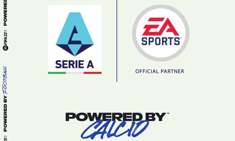 FIFA 22: Se anuncia una asociación exclusiva con la Serie A TIM: se acerca el POTM