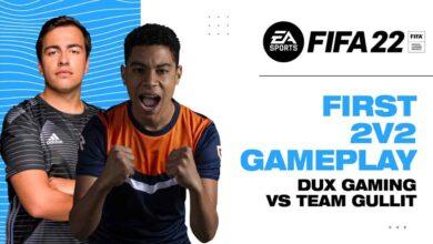 FIFA 22: el video muestra la jugabilidad del modo cooperativo