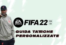 FIFA 22: los módulos más utilizados en FUT: guía de tácticas personalizadas e instrucciones para el jugador