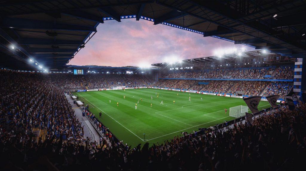 Estadio de Bielefeld FIFA 22