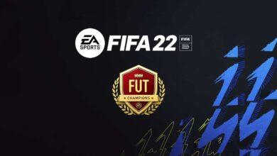 FIFA 22: reveladas las recompensas de la FUT Champions Weekend League