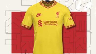 FIFA 22: se ha presentado la tercera equipación del Liverpool para la temporada 2021/22
