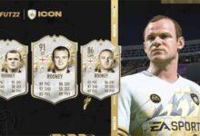 FIFA 22: se revela la tarjeta de icono de Wayne Rooney