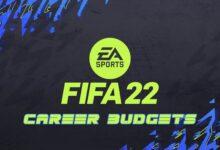 FIFA 22: se revelan los presupuestos de transferencia del modo carrera