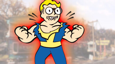Fallout 76 ahora te trae características que los desarrolladores ni siquiera conocen