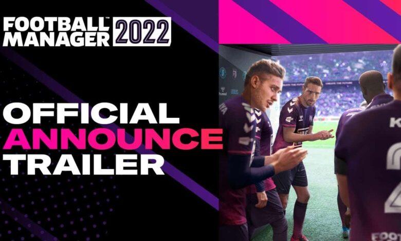 Football Manager 2022: El nuevo técnico llegará el 9 de noviembre