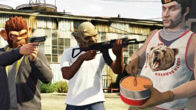 GTA Online: el jugador se come la vida en un tiroteo
