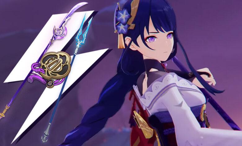 Genshin Impact: Raiden Shogun Build: así es como obtienes todo de la diosa electro