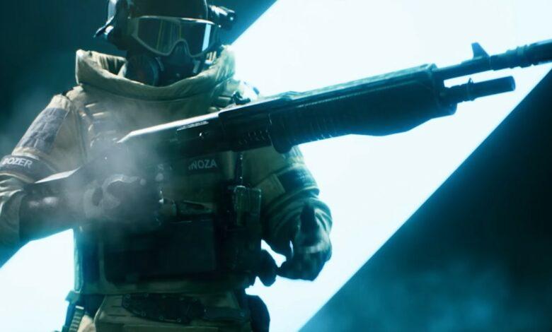 Más jugabilidad en Battlefield 2042: Leak of Alpha muestra 11 armas y cómo disparan