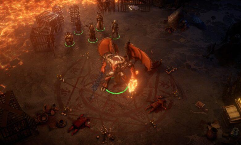 Pathfinder Wrath of the Righteous está fallando y no se iniciará en PC para algunos usuarios: cómo solucionarlo