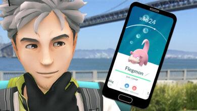 Pokémon GO: Cómo tomar una instantánea de Psycho-Pokémon al aire libre