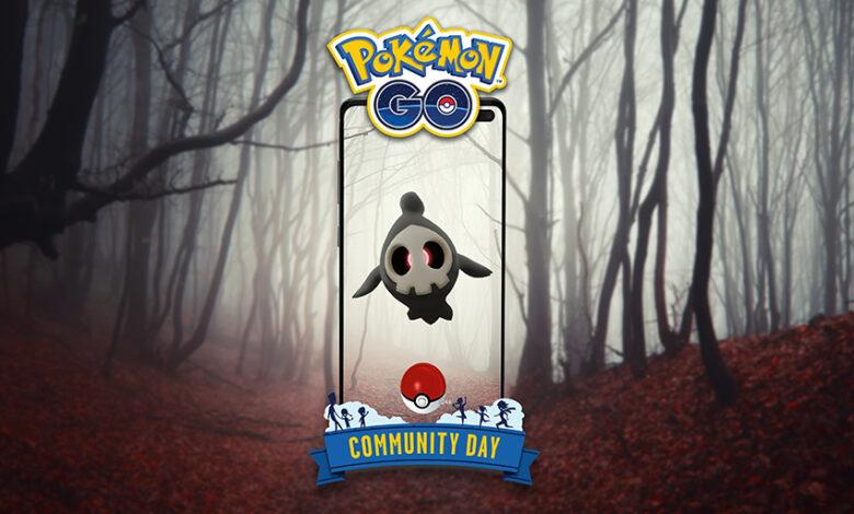 Pokémon GO: Community Day en octubre con Crepúsculo y estas bonificaciones