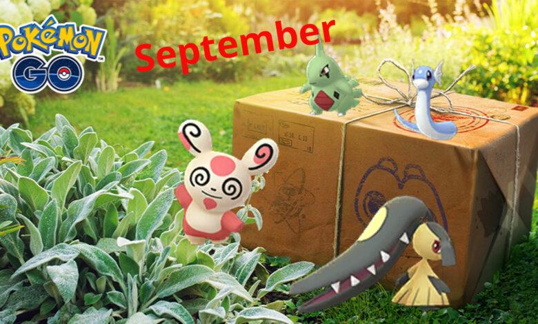 Pokémon GO: Investigación de campo en septiembre de 2021: una misión es particularmente valiosa