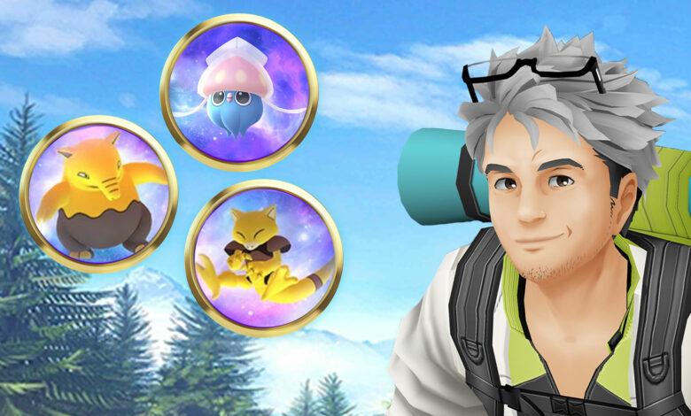 Pokémon GO: Resueltas nuevas tareas de investigación para el espectáculo psicológico - Todas las recompensas
