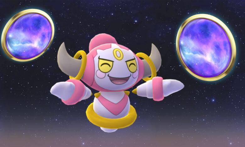 Pokémon GO lleva a Hoopa al Smoke Day: así es como lo atrapas hoy