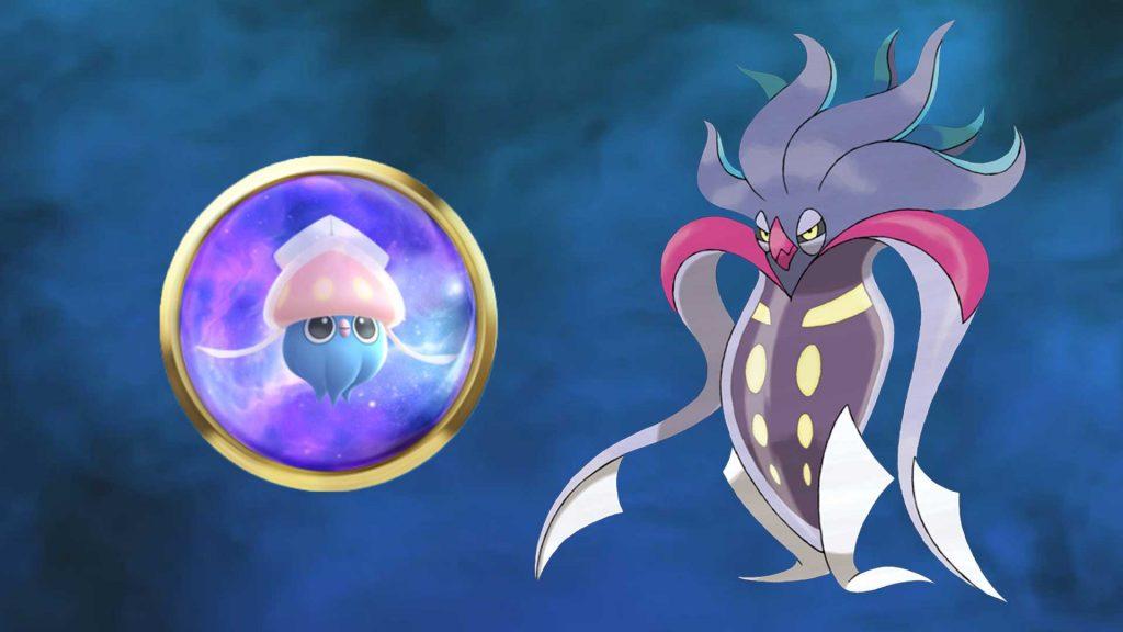 Título de Pokémon GO Iscalar Calamanero