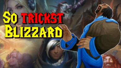 Tan desesperadamente está Blizzard tratando de aumentar su número de jugadores
