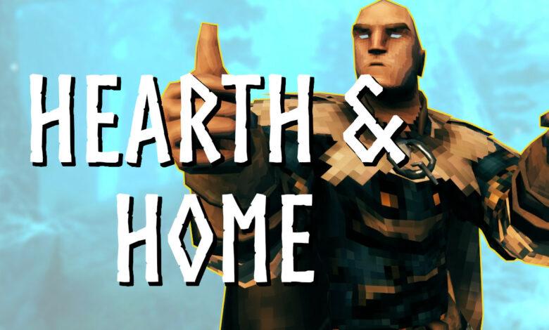 Valheim: Update Hearth & Home - ¿Cuándo es el lanzamiento y qué contiene?