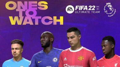 FIFA 22: Team 1 OTW - Se anuncian las primeras cartas que se verán