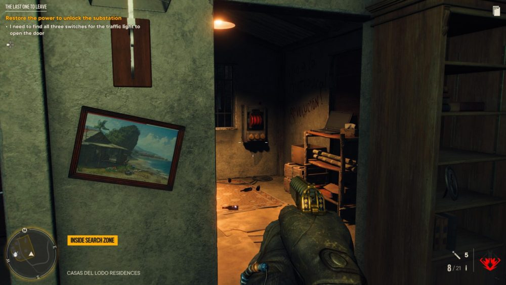 Far Cry 6 Desert Eagle, Far Cry 6 Último en salir de la guía de búsqueda