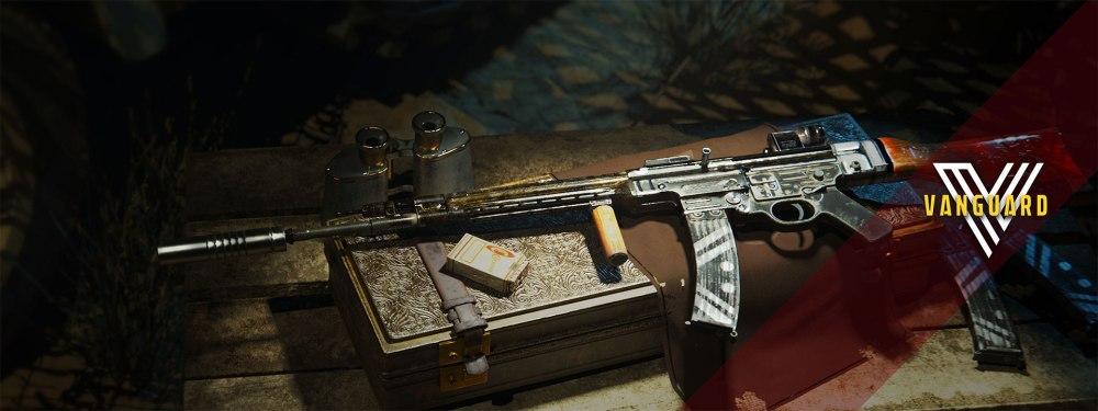 Warzone Vanguard Guns, cómo conseguir STG en Warzone