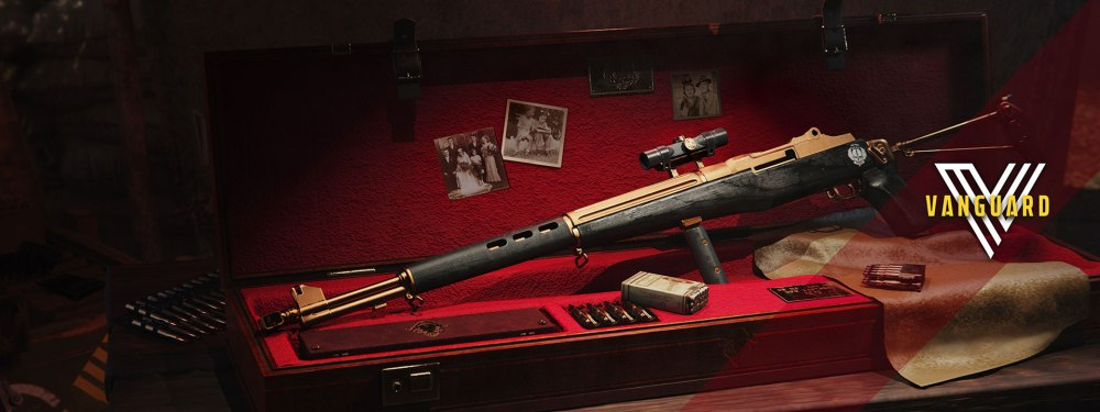 Warzone Vanguard Guns, cómo conseguir M1 Garand en Warzone