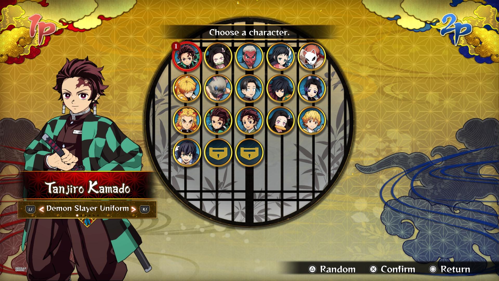 hinokami demon slayer narra todos los personajes