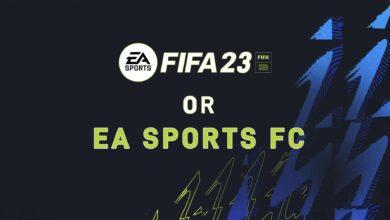 EA Sports FC podría ser el nuevo nombre de la serie FIFA
