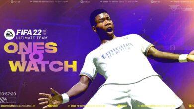 FIFA 22: OTW Tracker 5 Vittore - Actualización de cartas para vigilar