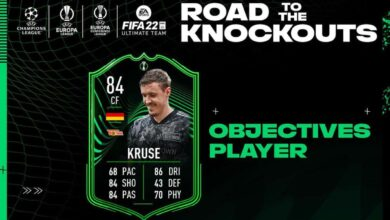 FIFA 22: Objetivos de Max Kruse RTTK - Requisitos para canjear la tarjeta Road To The Knockouts