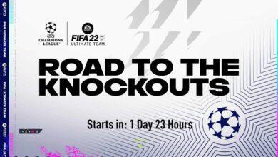 FIFA 22: Road To The Knockouts - Se acerca un nuevo evento a FUT