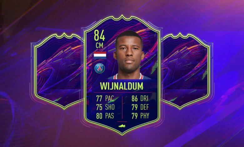 FIFA 22: SBC Georginio Wijnaldum OTW - Estos son los requisitos y las soluciones